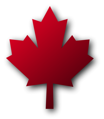 Canada Maple Leaf Png Transparent Image