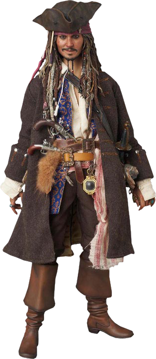 Captain Jack Sparrow Png Transparent Images