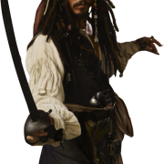Knight Captain Jack Sparrow Png