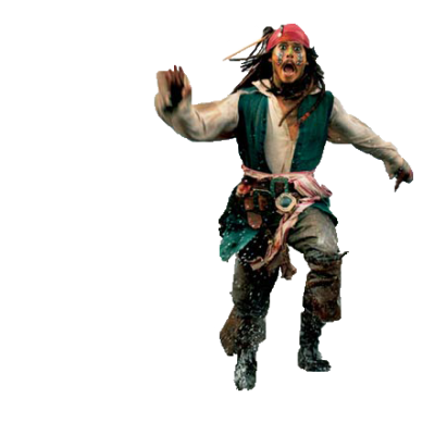 Never Give Up Without A Fight Captain Jack Sparrow Png