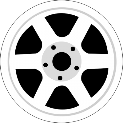 Car Wheel Clipart PNG File PNG Images