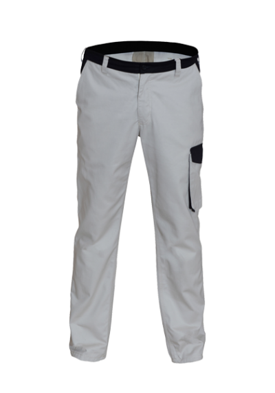Male Two Tone Cargo Pant With Slanted Pockets Pictures