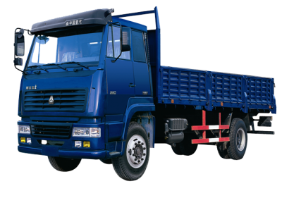 Blue Cargo Truck Png Transparent