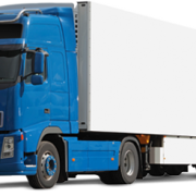 Blue, Thermoking,transportation, Cargo Truck Png Transparent