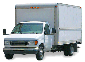 Courier Service Van Trucks Png PNG Images