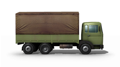 Truck, Van, Open Safe, Tent, Games, Icon Png