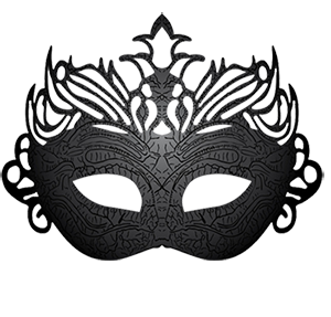 Black Mask Png Pictures PNG Images
