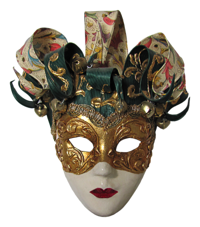 Fashion Beautiful Carnival Mask Png PNG Images