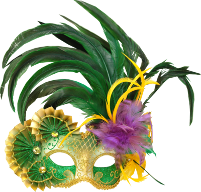 Love Carnival Mask Transparent Images