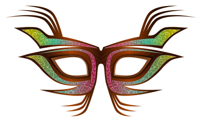 Mask, Iron, Carnival, Costume, Female, Beautiful, Carnival Mask Photo PNG Images