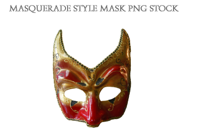 Masquerade Style Mask Png PNG Images