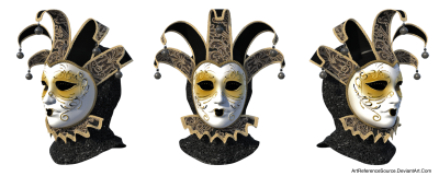 Venetian Mask From Angles Images PNG Images