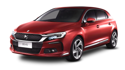 Citroen Red Car Photo PNG Images