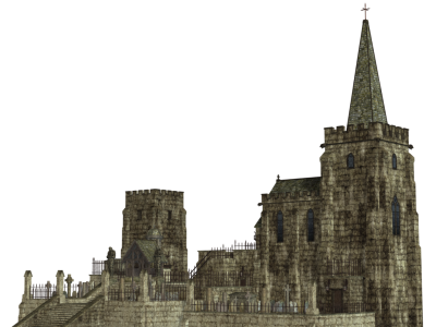 Gothic Church Png PNG Images
