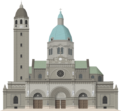 Manila Cathedral Pictures PNG Images