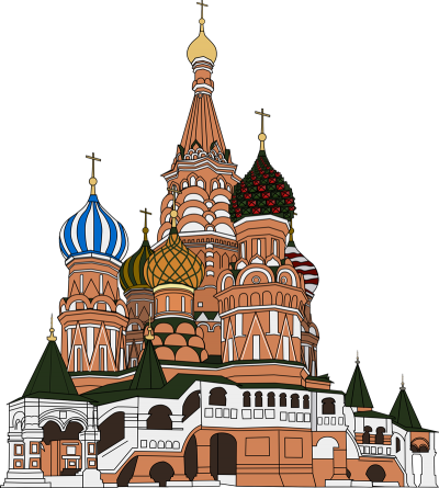 Old Cathedral Clipart