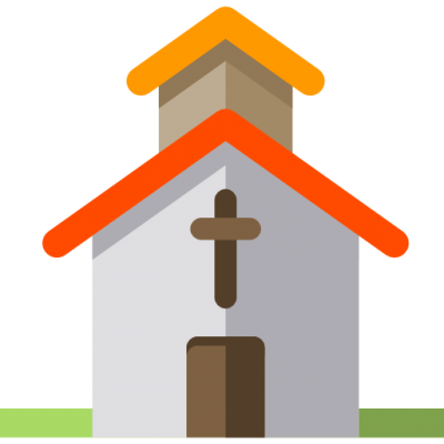 Usa Church Icon Png PNG Images
