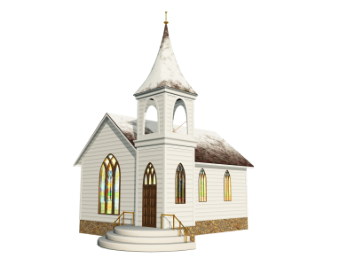 White Palace Church Png Transparent Image