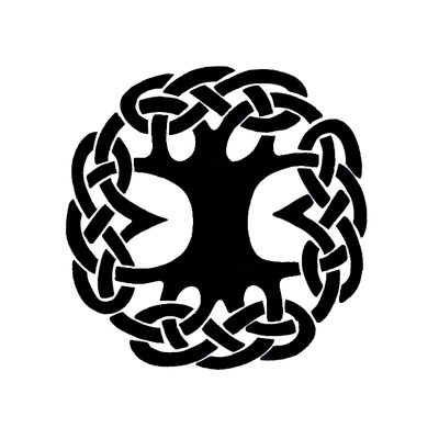 Celtic Cross Tattoo Transparent Png PNG Images