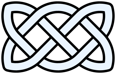 Celtic Knot Linear Pictures PNG Images