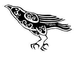 Celtic Knot Raven Pictures