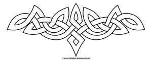 Havoc Celtic Knot Tattoos Png PNG Images