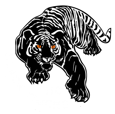 Black Tiger Tribal Tattoos Images Tribal Hd PNG Images