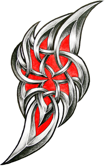 Celtic Tribal Tattoos Designs Png PNG Images