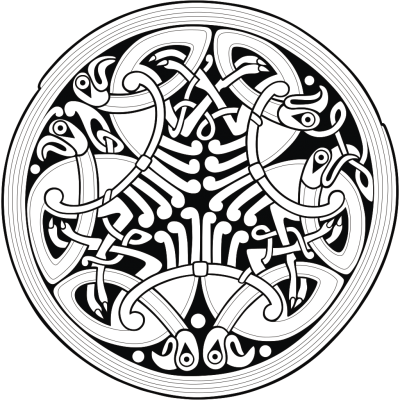 Circle Celtic Ornament Png