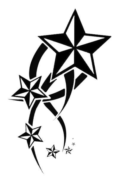 Star Celtic Tattoos Png PNG Images