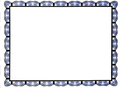 Certificate Border Vectory Png PNG Images
