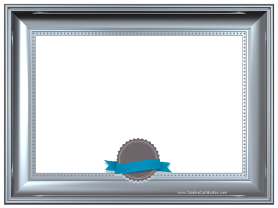 Certificate Borders Certificate Template Png PNG Images