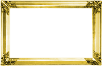 Gold Certificate Border Template Png