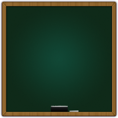 Chalkboard Graphics Png PNG Images