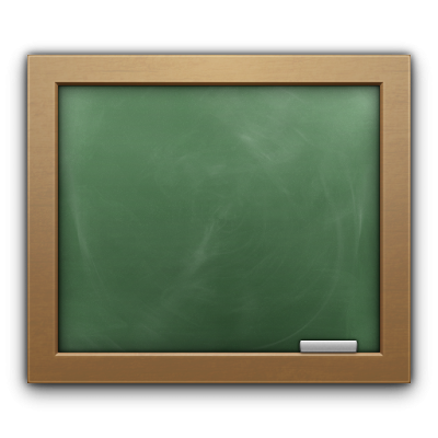 Chalkboard Icon Image PNG Images
