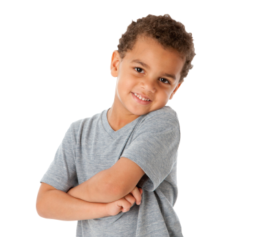 Smiling, Posing Children Transparent Clipart Free PNG Images