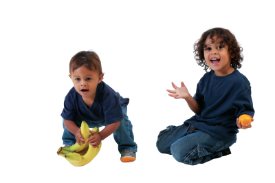 Children Transparent Png Picture Free Download, Brothers Males Playing PNG Images