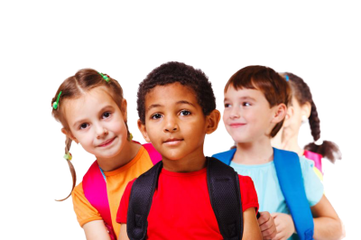 Going To School Children Hd Png Transparent PNG Images