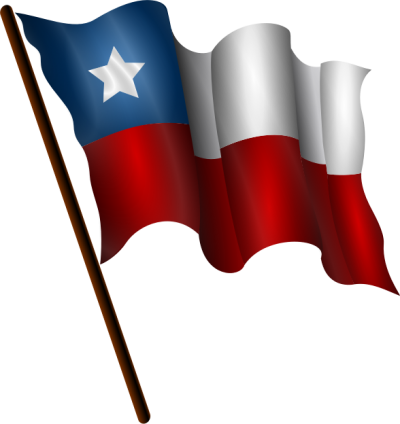 Chile Flag Best Png PNG Images