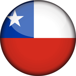 Chile Flag High Quality PNG
