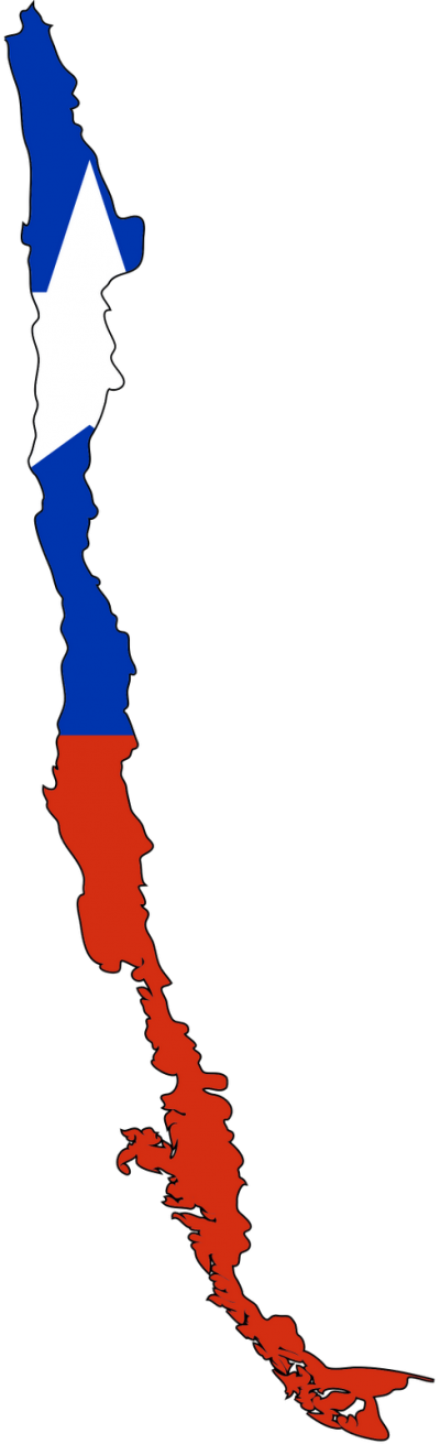 Chile Flag Clipart HD PNG Images