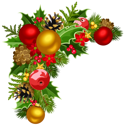 Christmas Border Animation Transparent Png Background PNG Images