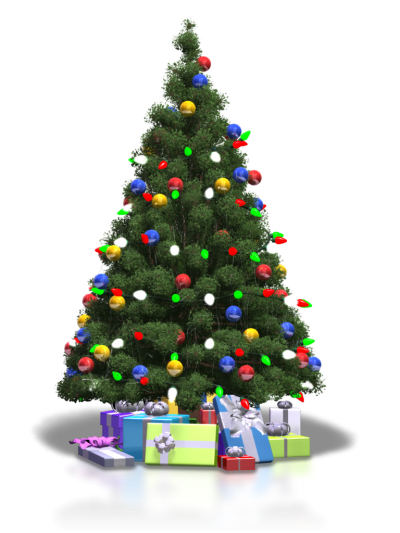 Png Photo Christmas Tree HD PNG Images