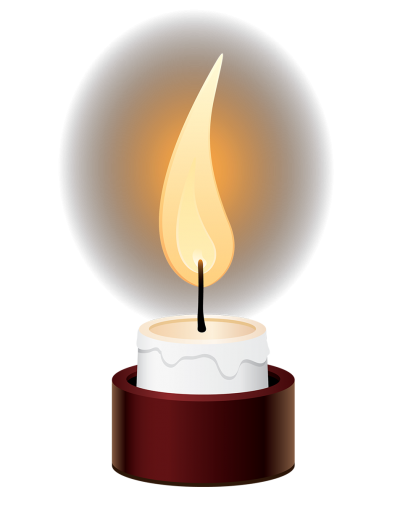 Church Candles Love Transparent Background