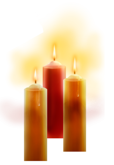Church Candles HD Image