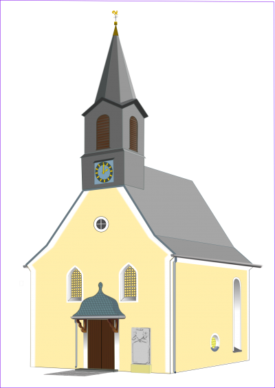 Church Transparent Image PNG Images