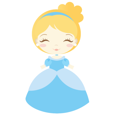 Cinderella Clipart PNG File 11 PNG Images