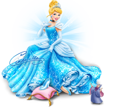 Cinderella Free Cut Out PNG Images