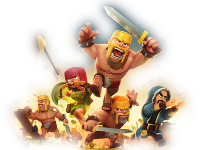 Clash Of Clans Free Download Transparent