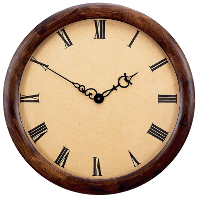 Vintage Wall Clock Clipart Photo PNG Images